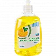 Средство для мытья посуды «Aro» лимон, 500 мл.
