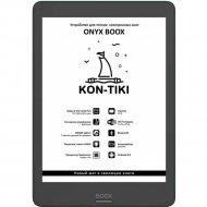 Электронная книга «Onyx Boox» Kon-Tiki, черная