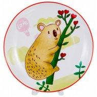 Тарелка «Olaff» десертная, Зверушки, 134-08012, 427953