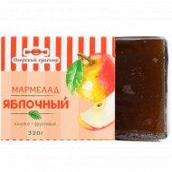 Мармелад желейный «Озерский сувенир» яблочный, 320 г.