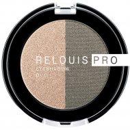 Тени-пигмент для век «Relouis» Pro Eyeshadow Duo, тон 113, 3 г.