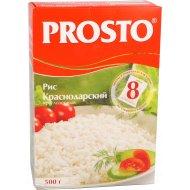 Рис «Prosto» Краснодарский» круглозерный, очищенный, 8х62.5 г.
