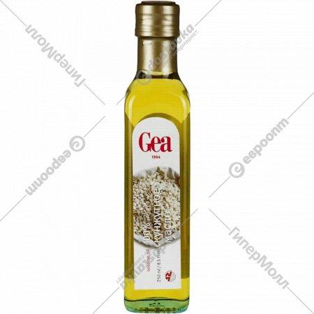 Масло кунжутное натуральное «GEA» нерафинированное, 250 мл.