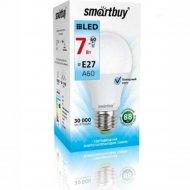 Лампа cветодиодная «Smartbuy» W/E27.