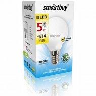СветодиоднаяLED лампа «Smartbuy» 05W/E14.