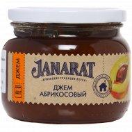 Джем «Janarat» абрикосовый, 440 г.
