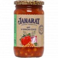 Нут «Janarat» в пряном соусе, 355 г.