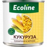 Кукуруза сахарная «Эколайн» 340 г.