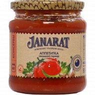 Овощные консервы «Janarat» Аппетитка, 460 г.