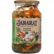 Овощные консервы «Janarat» осенний маринад, 950 г.