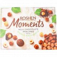 Конфеты шоколадные «Roshen» с цельным фундуком, 116 г.