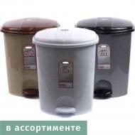 Ведро для мусора «Dunya plastik» 01014, 30 л