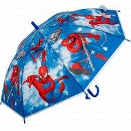 Зонт-трость детский «Человек-паук».