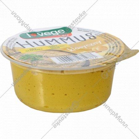 Паста с нутом и тахини «Хумус» классический, 115 г.