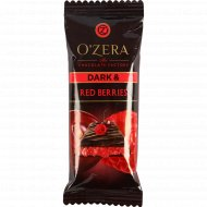 Горький шоколад «O'Zera» Red Berries, 40 г.