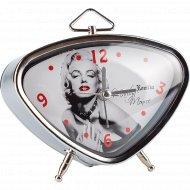 Часы настольные с будильником, RM 0006.