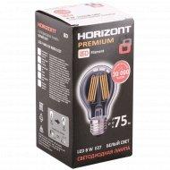 Лампа светодиодная «Horizont» 8 W, Е27.