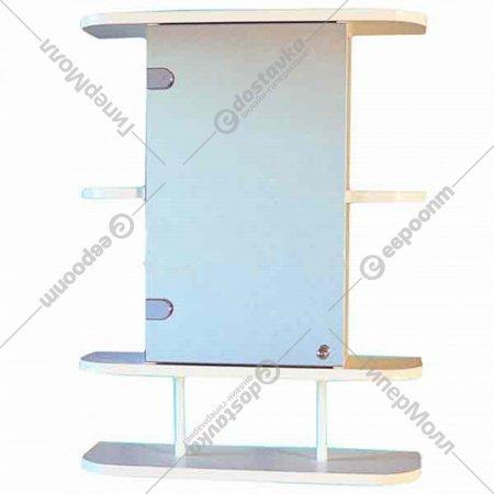 Шкаф навесной «СанитаМебель» Камелия-03.54п, левый