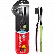 Зубная щетка «Colgate» Шелковые нити, 1+1.