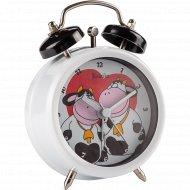 Часы настольные с будильником, RM 0009.