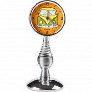 Часы настольные с будильником, RM 0010.