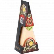 Сыр твёрдый «Dziugas» 40%, 180 г.