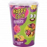 Воздушная кукуруза «Happy Corn» фруктовый микс, 85 г