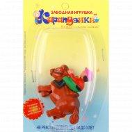 Заводная игрушка «Лошадка, наездник».