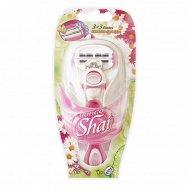 Бритва женская «Dorco shai» Sweetie, станок + 1 кассета.