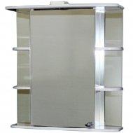 Шкаф навесной «СанитаМебель» Камелия-10.65 Д2, левый