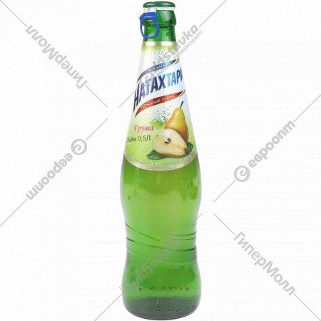 Лимонад «Натахтари» с ароматом груши, 0.5 л.