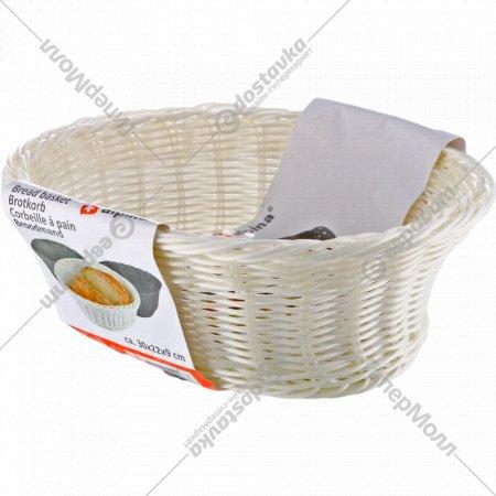 Корзинка для хлеба, 25х20х9 см.