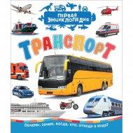 Книга «Транспорт. Первая энциклопедия».