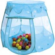 Детская игровая палатка «Фея Порядка» Колокольчик, CT-80, голубой