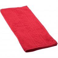 Полотенце «Barakat-Tex» ВТ50-90Г-109, красный, 50х90 см