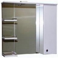 Шкаф навесной «СанитаМебель» Камелия-12.85 Д2, правый