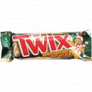 Шоколадный батончик «Twix» имбирное печенье, 55 г.