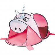 Игровой домик-палатка «Фея Порядка» Единорожек, розовый
