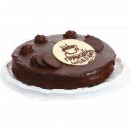 Торт «Горячий шоколад» 1 кг.