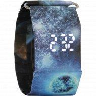 Электронные часы-браслет «Miru» Космос.
