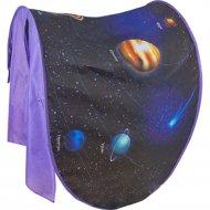Палатка на кровать «Фея Порядка» Солнечная система, CT-905, синяя