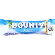 Молочное мороженое «Bounty» 39,1 г.