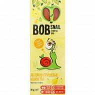 Конфеты «Bob Snail» яблочно-грушевые, 30 г.