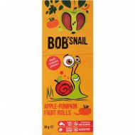 Конфеты яблочно-тыквенные «Bob Snail» натуральные, 30 г