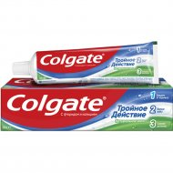 Зубная паста «Colgate» Тройное действие, 100 мл