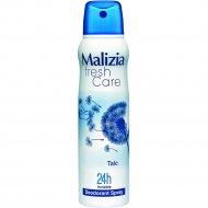 Дезодорант для тела «Malizia» fresh care talc, 150 мл.