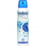 Дезодорант для тела «Malizia» fresh care talc, 150 мл.