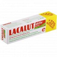 Зубная паста «Lacalut» activ herbal, 100 мл.