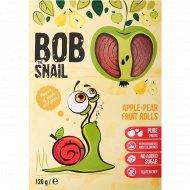 Конфеты яблочно-грушевые «Bob Snail» натуральные, 120 г
