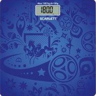 Весы напольные «Scarlett» SC-BS33E099.